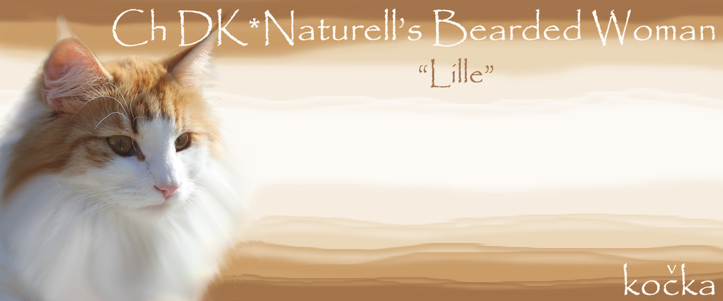 Naturell's Bearded Woman